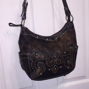 Gorgeous American West Leather handbag